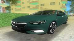 Opel Insignia 2018 for GTA Vice City