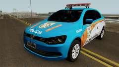 Volkswagen Voyage G6 PMERJ BPVE for GTA San Andreas