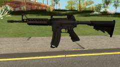 M4A1 Rumble 6 for GTA San Andreas