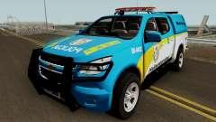 Chevrolet S10 PMERJ BPRv for GTA San Andreas