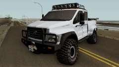 GAZ Next Off-Road for GTA San Andreas