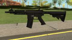 Takedown Red Sabre M4A1 for GTA San Andreas