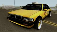 Taxi Remasterizado for GTA San Andreas
