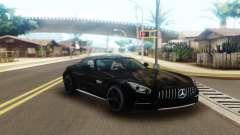 Mercedes-Benz GTC AMG for GTA San Andreas