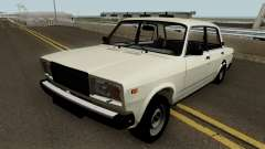 VAZ 2107 Akvarium Aze Style for GTA San Andreas