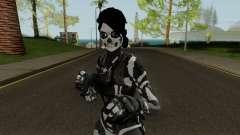 FORTNITE - Skull Trooper Ramirez for GTA San Andreas