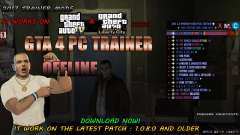 Script Trainer NEW By Im HaxoTV 1.0.8.0 for GTA 4