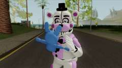 Funtime Freddy FNaF for GTA San Andreas