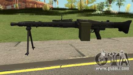 CSO2 MG3 for GTA San Andreas