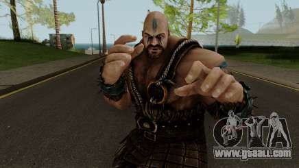 Big Show (Giant) from WWE Immortals for GTA San Andreas