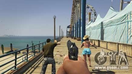 Crime Witness 1.1 for GTA 5