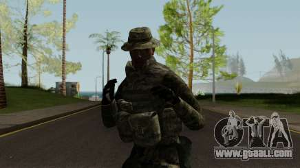 Scout Soldier for GTA San Andreas