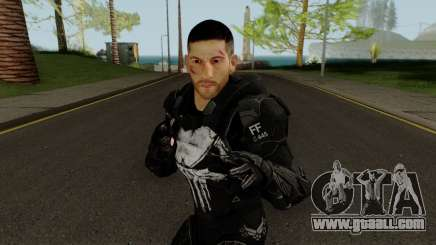 Iron Punisher V2 for GTA San Andreas