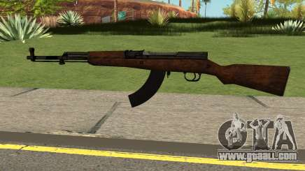 Insurgency SKS Extended for GTA San Andreas