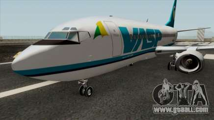 Boeing 737-200 VASP PP-SMA for GTA San Andreas
