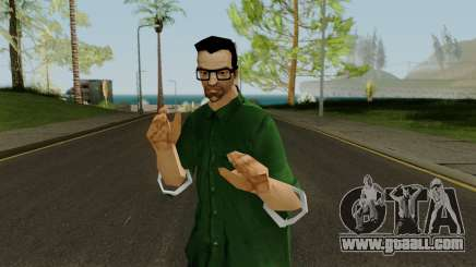 Toni with Big Smoke Body for GTA San Andreas