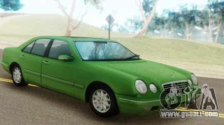 Mercedes-Benz E280 2000-2002 for GTA San Andreas