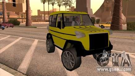 Vector for GTA San Andreas