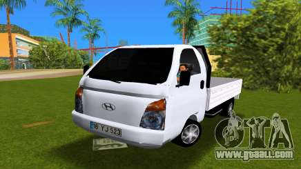 Hyundai H100 for GTA Vice City