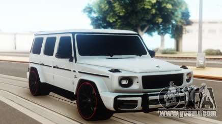 Mersedes-Benz G63 AMG for GTA San Andreas