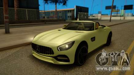 Mercedes-Benz GT-C for GTA San Andreas