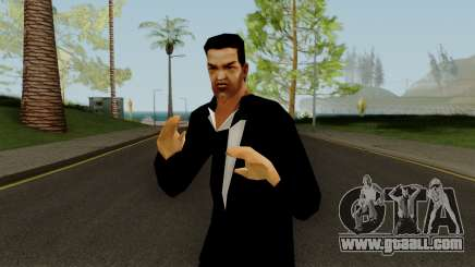 PS2 LCS Beta Toni Outfit 2 for GTA San Andreas
