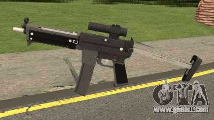 MP5 From SZGH for GTA San Andreas