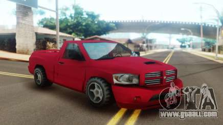 Dodge RAM SRT-10 Pickup for GTA San Andreas
