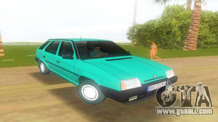 Cars for GTA Vice City with automatic installation: download