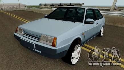 VAZ 2108 AzeLow Style for GTA San Andreas