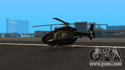 EC-135 Hungarian Pack for GTA San Andreas