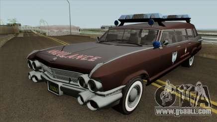 Albany Lurcher ET-1 GTA V for GTA San Andreas