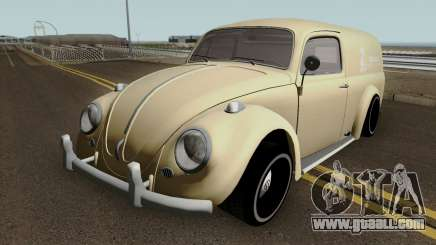 Volkswagen Beetle Van for GTA San Andreas