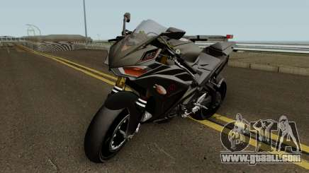 Yamaha YZF R3 (R1 Mixed) for GTA San Andreas