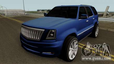 Cadillac Escalade ESV AWD 6.0L V8 2006 v1 for GTA San Andreas