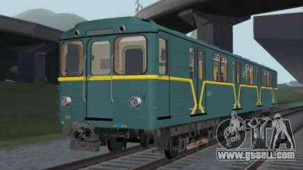 Car type E Kiev 2000 for GTA San Andreas