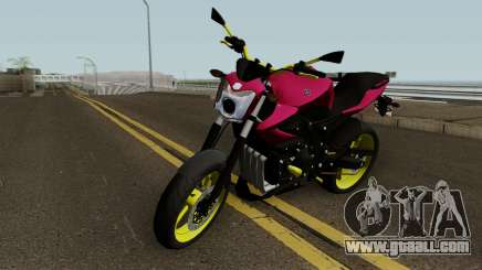 Yamaha XJ6 2013 Motovlog for GTA San Andreas