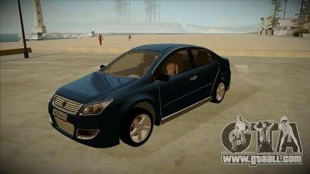 Chery A3 Sedan 2013 for GTA San Andreas