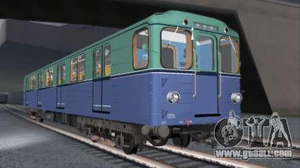 Car type E 81-703 Reboot for GTA San Andreas