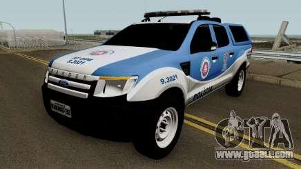 Ford Ranger 2014 CIPM Tabocas Do Brejo Velho for GTA San Andreas