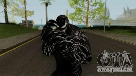 Venom Movie Skin for GTA San Andreas