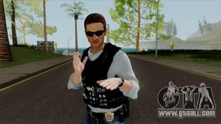 New Police Skin for GTA San Andreas