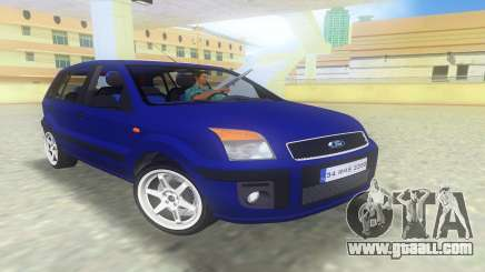 Ford Fusion 2009 Offroad for GTA Vice City
