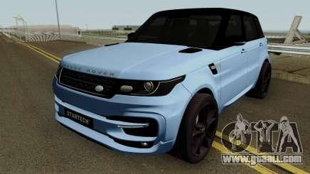 Range Rover Sport StarTech 2016 for GTA San Andreas