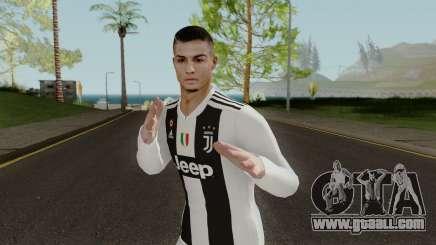 Cristiano Ronaldo Juventus for GTA San Andreas