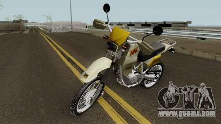 Honda XLX 350R for GTA San Andreas