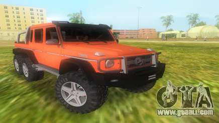 Mercedes-Benz G63 AMG 6X6 for GTA Vice City