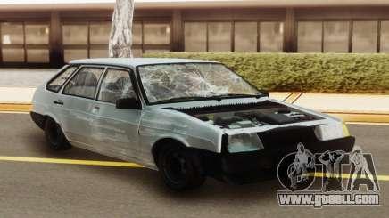 2109 Tramp Broken for GTA San Andreas