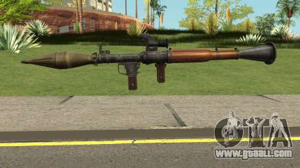 CSO2 RPG-7 for GTA San Andreas