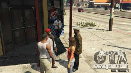 Dialogue System 1.0 for GTA 5